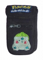 Game Boy Pokemon Black Carry Case