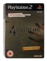 Resident Evil 4 (Limited Collector's Steelbook Edition)