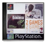 2 Games: Tom Clancy's Rainbow Six + Tom Clancy's Rainbow Six: Rogue Spear