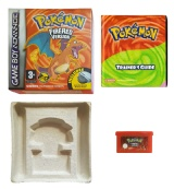 Pokemon: Fire Red Version (Boxed with Manual)