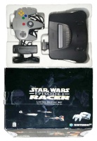 N64 Console + 1 Controller (Boxed) (Star Wars: Episode I: Racer Version)