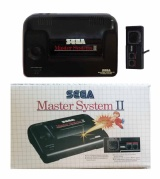 Master System II Console + 1 Controller (+ Alex Kidd) (Boxed)