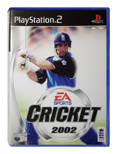 Cricket 2002 - Playstation 2