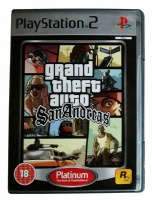 Grand Theft Auto: San Andreas (Platinum Range)