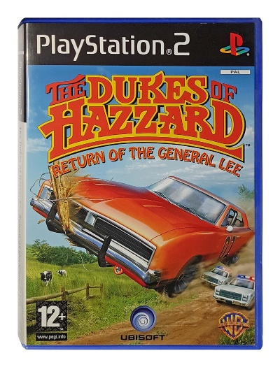 The Dukes of Hazzard: Return of the General Lee - Playstation 2