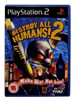 Destroy All Humans! 2: Make War, Not Love