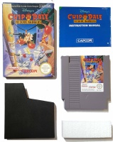 Chip'n Dale Rescue Rangers (Boxed with Manual)