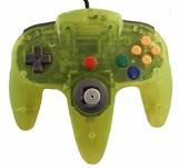 N64 Official Controller (Extreme Green)