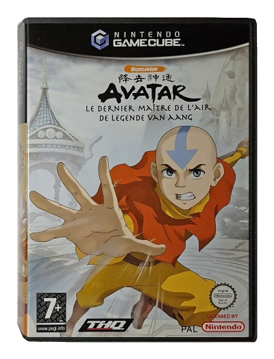 Avatar: The Legend of Aang - Gamecube