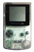 Game Boy Color Console (Clear) (CGB-001)