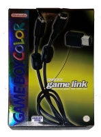 Game Boy Official Universal Game Link Cable Set (CGB-003 & DMG-14) (Boxed)