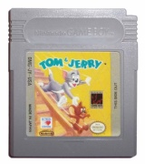 Tom and Jerry (Game Boy Original)