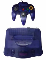 N64 Console + 1 Controller (Grape Purple)