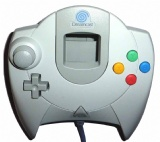 Dreamcast Official Controller (White)