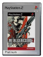 Metal Gear Solid 2: Sons of Liberty (Platinum Range)