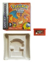 Pokemon: Fire Red Version (Boxed)