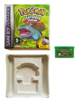Pokemon: Leaf Green Version (Boxed)
