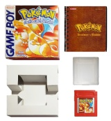 Pokemon: Red Version (Boxed with Manual)