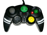 Gamecube Controller: Thrustmaster Firestorm Powershock (2002 FIFA World Cup Edition)