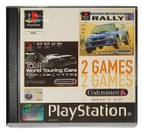 2 Games: TOCA World Touring Cars + Colin McRae Rally