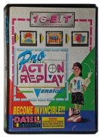 Mega Drive Pro Action Replay Cheat Cartridge (Boxed)