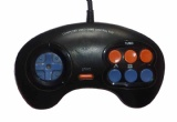 Mega Drive Third-Party Turbo Controller (6-Button)