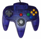 N64 Official Controller (Grape Purple)