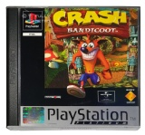 Crash Bandicoot (Platinum Range)