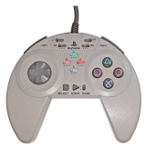 PS1 Controller: Asciiware Turbo Controller (SCEH-0001)