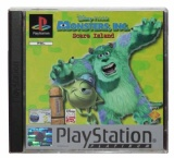 Monsters Inc.: Scare Island (Platinum Range)