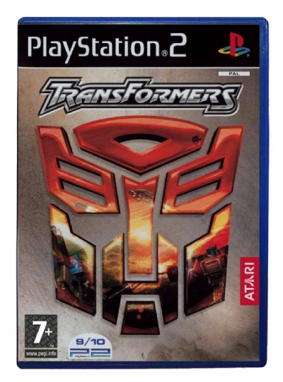 Transformers - Playstation 2