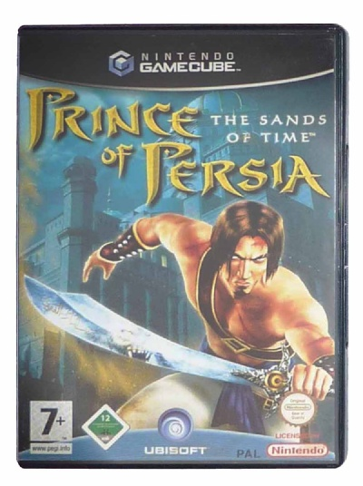 Prince of Persia: The Sands of Time - Gamecube