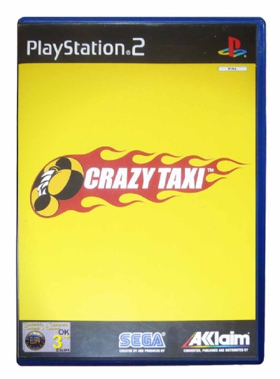 Crazy Taxi - Playstation 2