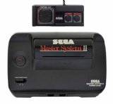 Master System II Console + 1 Controller (+ Alex Kidd)