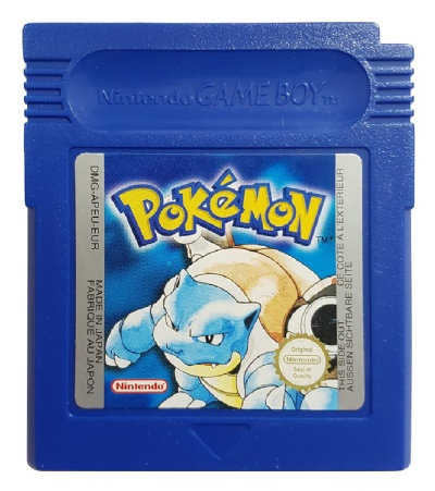 Pokemon: Blue Version - Game Boy