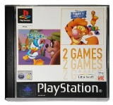 2 Games: Donald Duck: Quack Attack + Tigger's Honey Hunt