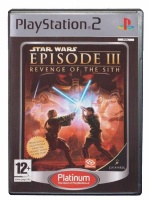 Star Wars: Episode III: Revenge of the Sith (Platinum Range)