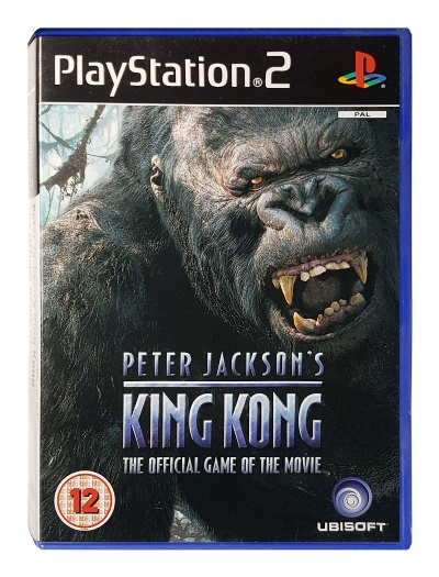 Peter Jackson's King Kong: The Official Game Of The Movie - Playstation 2