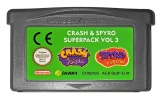 Crash & Spyro Super Pack Volume 3: Crash Bandicoot Fusion + Spyro Fusion