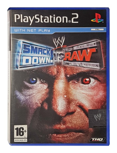 WWE SmackDown vs. Raw - Playstation 2