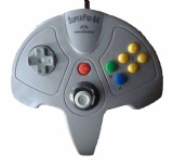 N64 Controller: Superpad 64