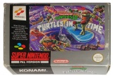 Teenage Mutant Hero Turtles IV: Turtles in Time (Boxed with Manual)