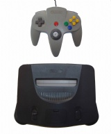 N64 Console + 1 Controller