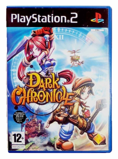Dark Chronicle - Playstation 2
