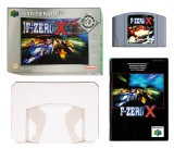 F-Zero X (Player's Choice) (Boxed with Manual)