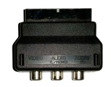 AV / RCA to SCART Adaptor: Official Nintendo (SNSP-015)