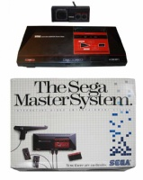 Master System I Console + 1 Controller (Boxed)