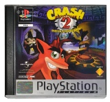 Crash Bandicoot 2: Cortex Strikes Back (Platinum Range)