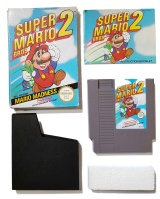Super Mario Bros. 2 (Boxed with Manual)