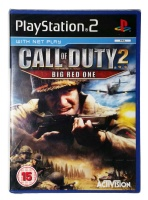 Call of Duty 2: Big Red One (New & Sealed)